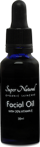 Super Natural Organic Facial Oil